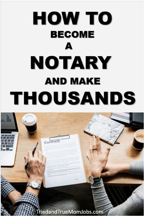 How to Become a Notary in 2020 | Become a notary, Notary ...
