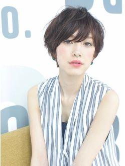 バコ(Baco.)summer short【Baco.】pixie cut