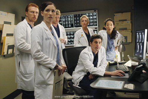 Grey\'s Anatomy - Episode 6.07 - Give Peace A Chance - Promotional ...