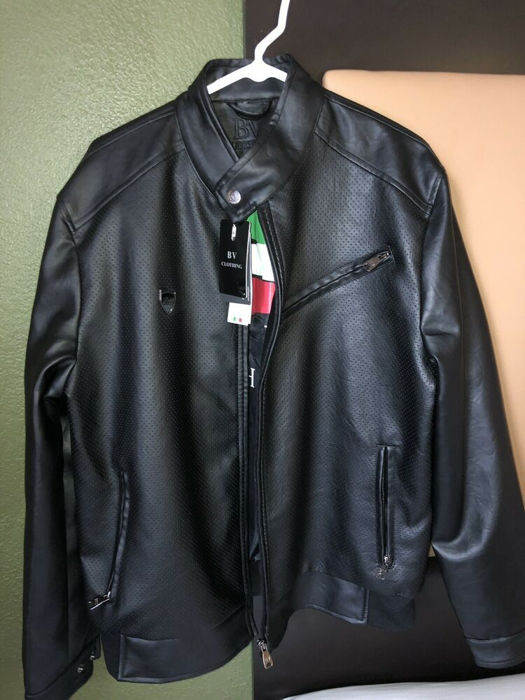 c10fc3a1c BV Leather Biker Jacket #fashion #clothing #shoes #accessories ...