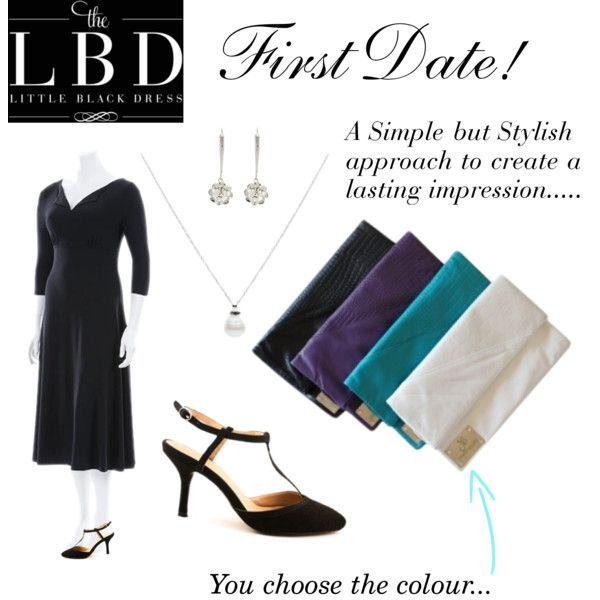 """The Perfect LBD Styled 52 Ways 