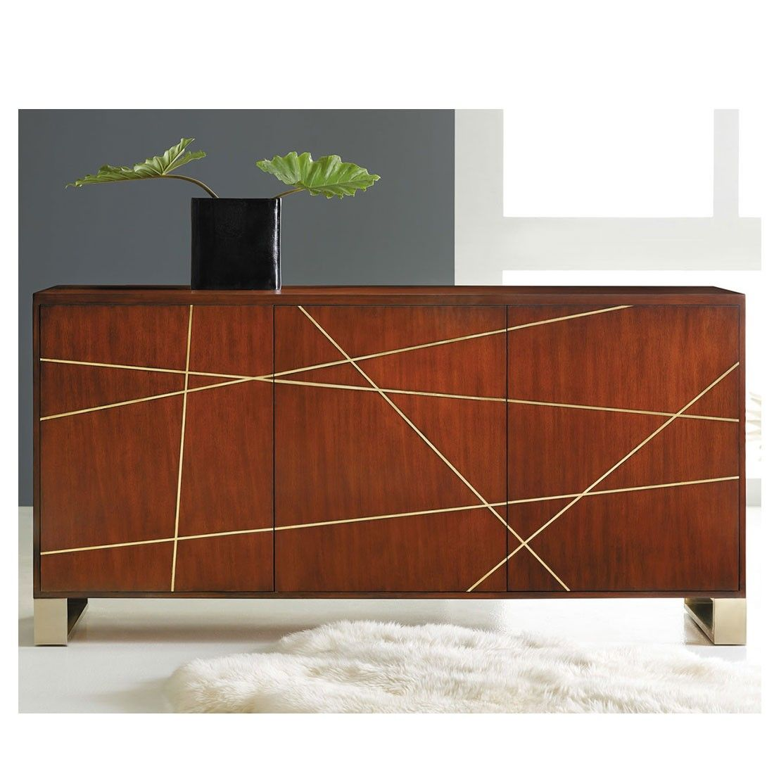 Modern Furniture History Abstract Credenza In 2019 Diy Modern Furniture Ideas Pinterest
