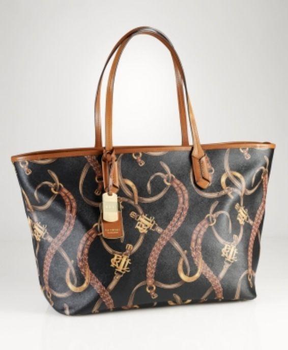 3827440351 New Ralph Lauren Equestrian Bag  YES PLEASE