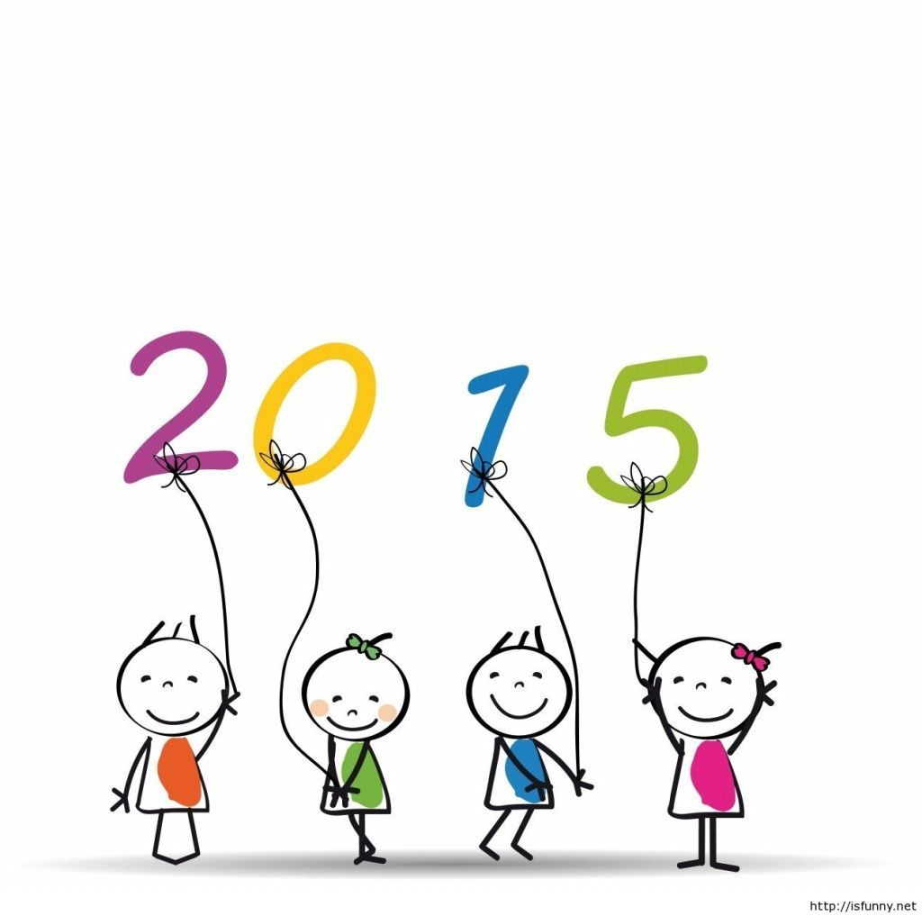 Happy New Year Card With Wishes | New Year 2015 Cards Greetings ...