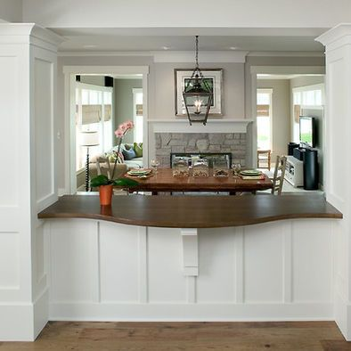 Dining Room Kitchen Pass Through Design Pictures Remodel Decor And Ideas