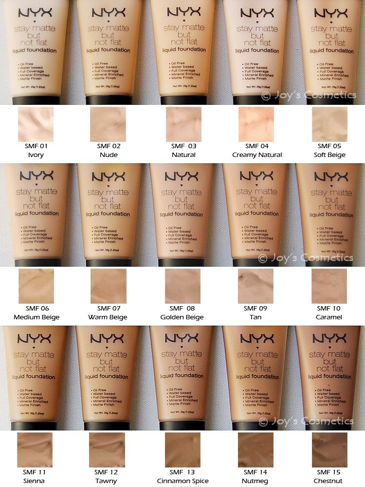 Safiyah Tasneem Sunday Swatches Foundation Files Nyx Total Control Drop Foundation Review Beautydup Foundation Swatches Minerals Makeup Foundation Shades