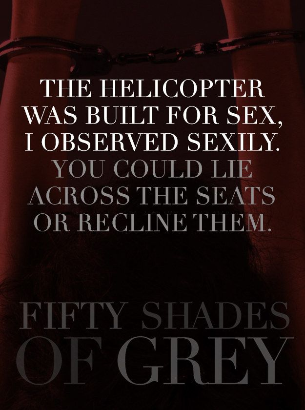 "Quotes From 50 Shades Of Grey 13 ""fifty Shades Of Grey"" Quotes That Need To Be In The Movie  Grey"