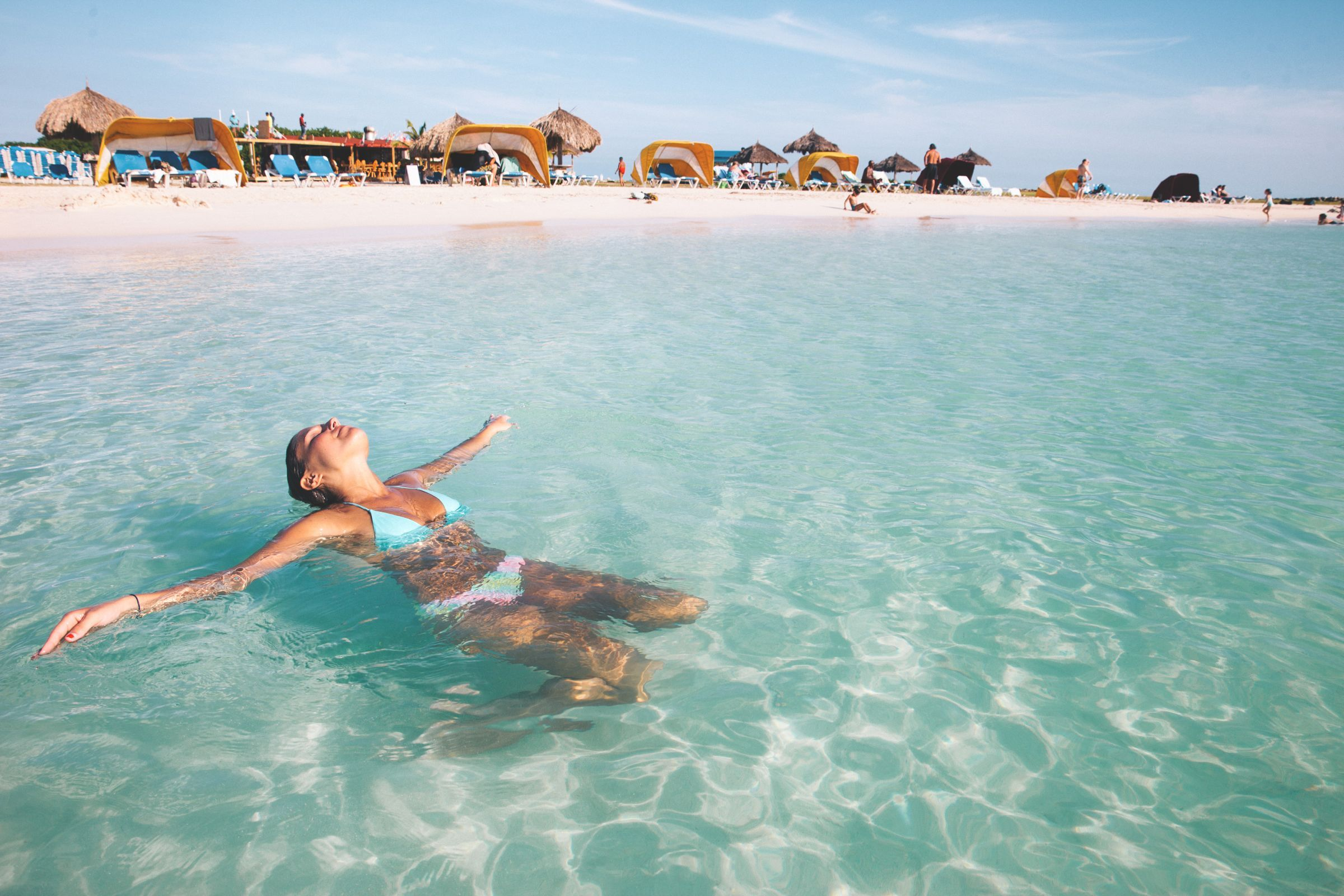Wish You Were Here Basking In The Glory Of Baby Beach Aruba