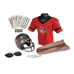TB bucs youth uniform