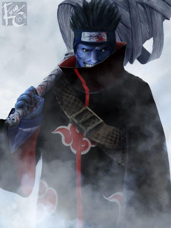 Kisame Hoshigaki   Naruto shippuden anime, Naruto uzumaki art, Anime naruto