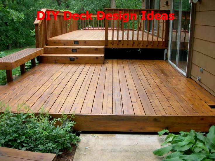 Build Your Deck And Save On The Cost