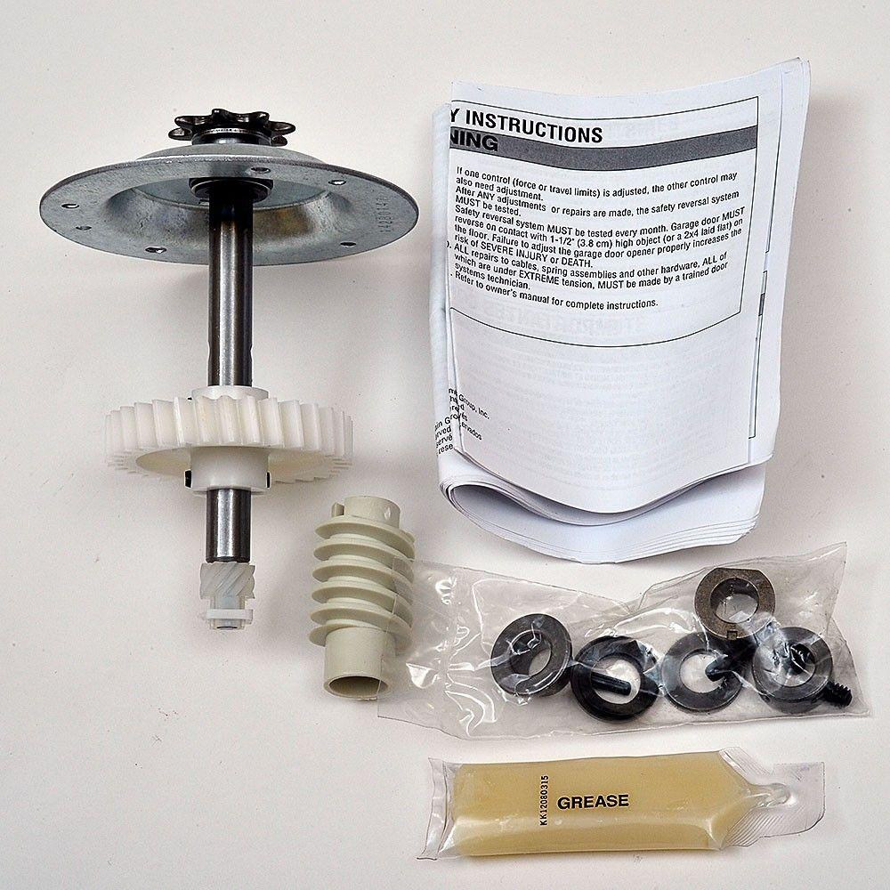 Chamberlain Craftsman 41c4220a Gear And Sprocket Assembly Liftmaster Garage Decor Craftsman