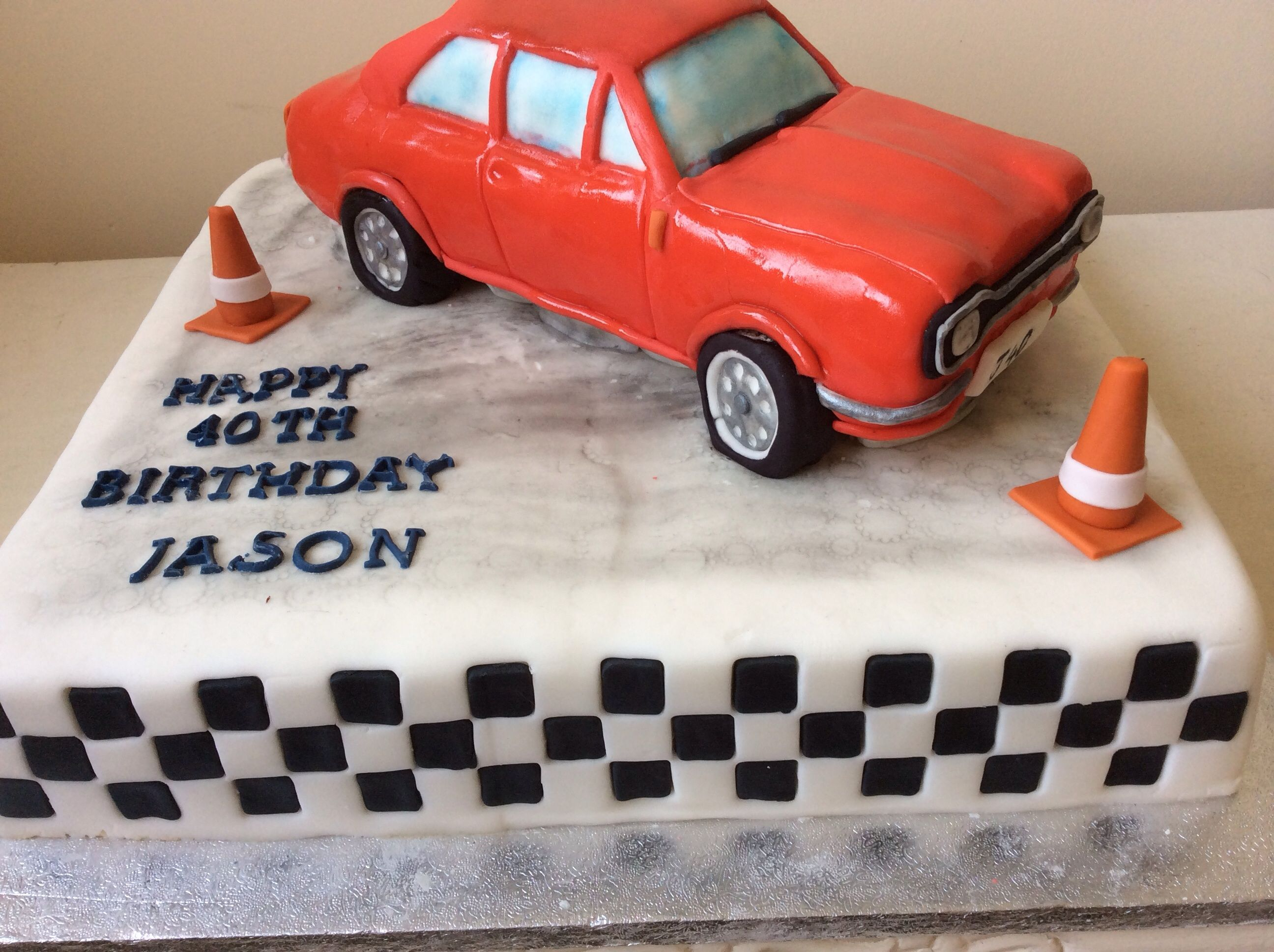 Best Car Cakes Images On Pinterest Car Cakes Car Cake