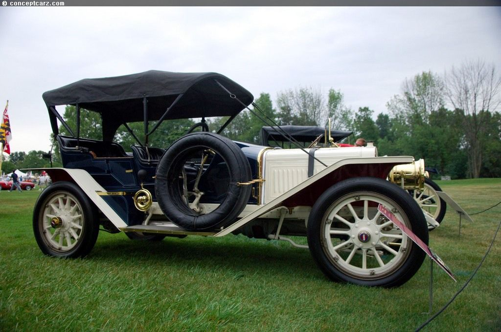 1911-Lozier Briarcliff Touring | Lozier Automotive ...