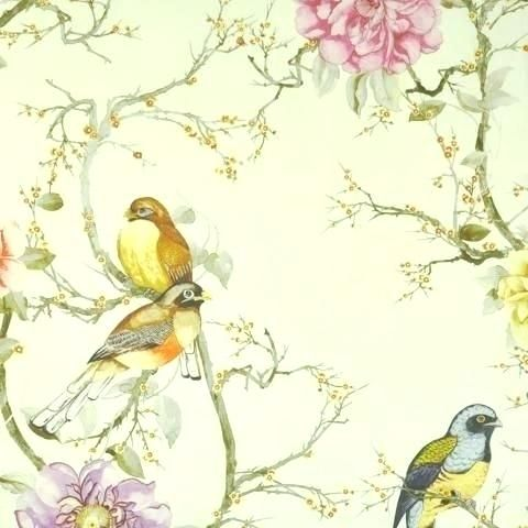 Upholstery Fabric With Birds Bird Upholstery Fabric Fabrics Robin