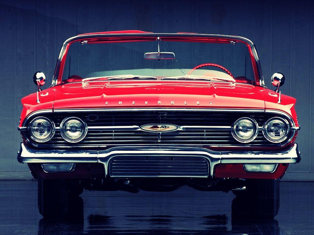 1960 Chevrolet Impala Convertible Chevrolet impala
