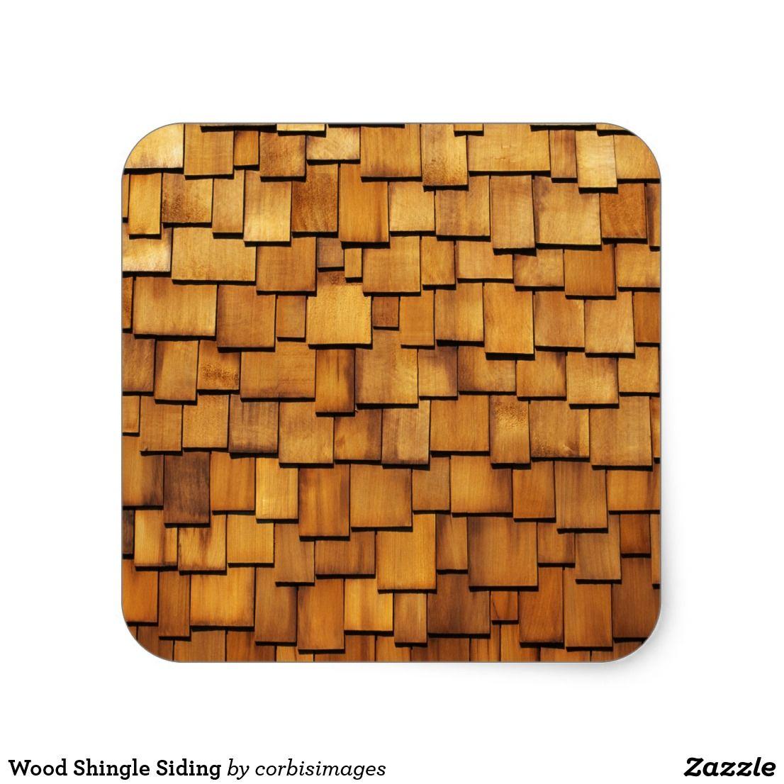 Best Wood Shingle Siding Square Sticker Wood Shingle Siding 400 x 300
