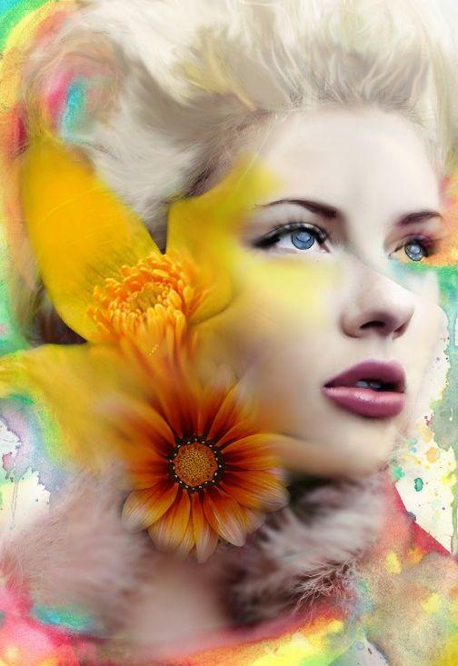 Ms. Johansson Deux by hazel051.deviantart.com on @deviantART