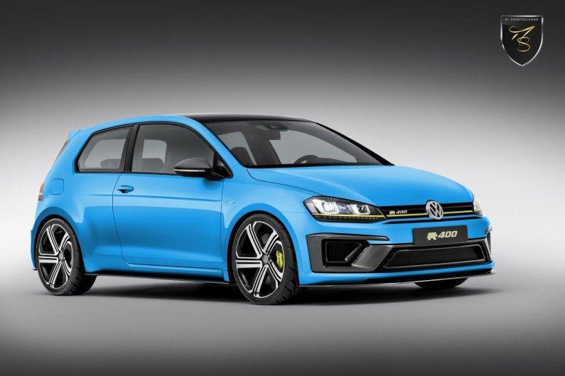 Golf R 400 >> Vw Golf R400 Blue Cars Volkswagen Golf R Volkswagen