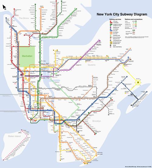 New York City Subway Diagram Aprilaire 760 Wiring Of Metros Pinterest