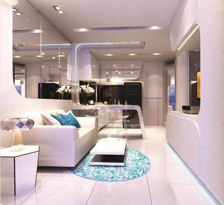 Kleines Studio Appartement Ideen   Badezimmer