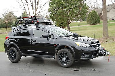 Custom 2017 Subaru Xv Crosstrek Limited 20 000 In Extras 3400 Miles One Owner