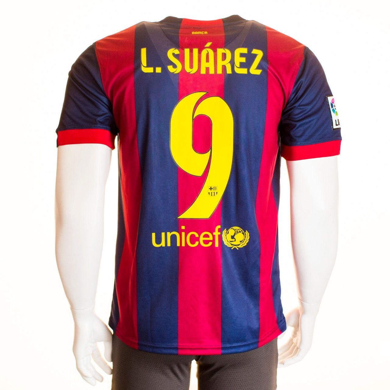 93ce1a2a3 ... away authentic 18 19 1769a 7ced4  france barcelona 9 luis suarez home  mens adults 2016 2017 club soccer jerseys 55b83 82d2b