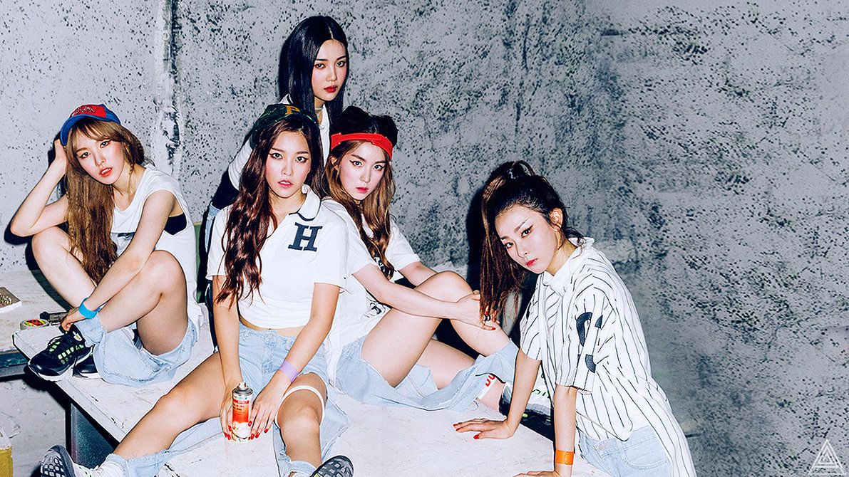 Red Velvet Wallpaper Velvet Wallpaper Red Velvet Korea Wallpaper