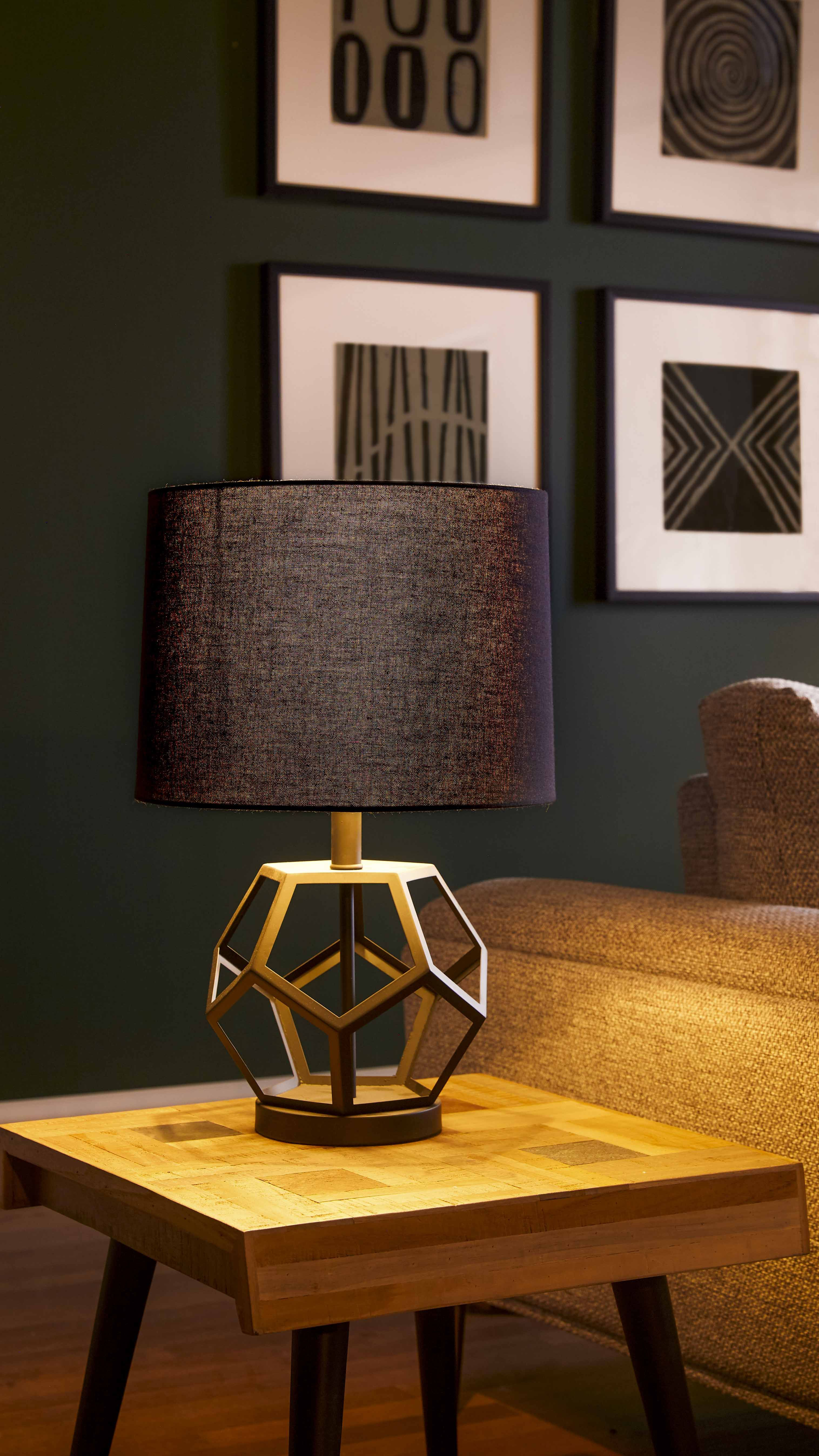 Table Lamp 54cm Height 59 Black Table Lamps Table Lamp Lamp