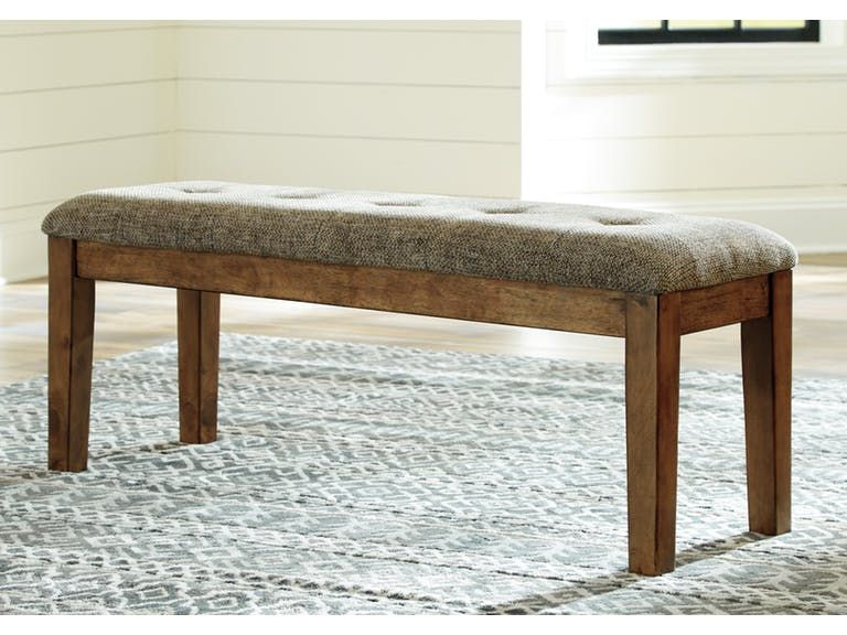 Benchcraft Flaybern Dining Room Bench D595 00 Upholstered Bench Dining Room Bench Home Decor
