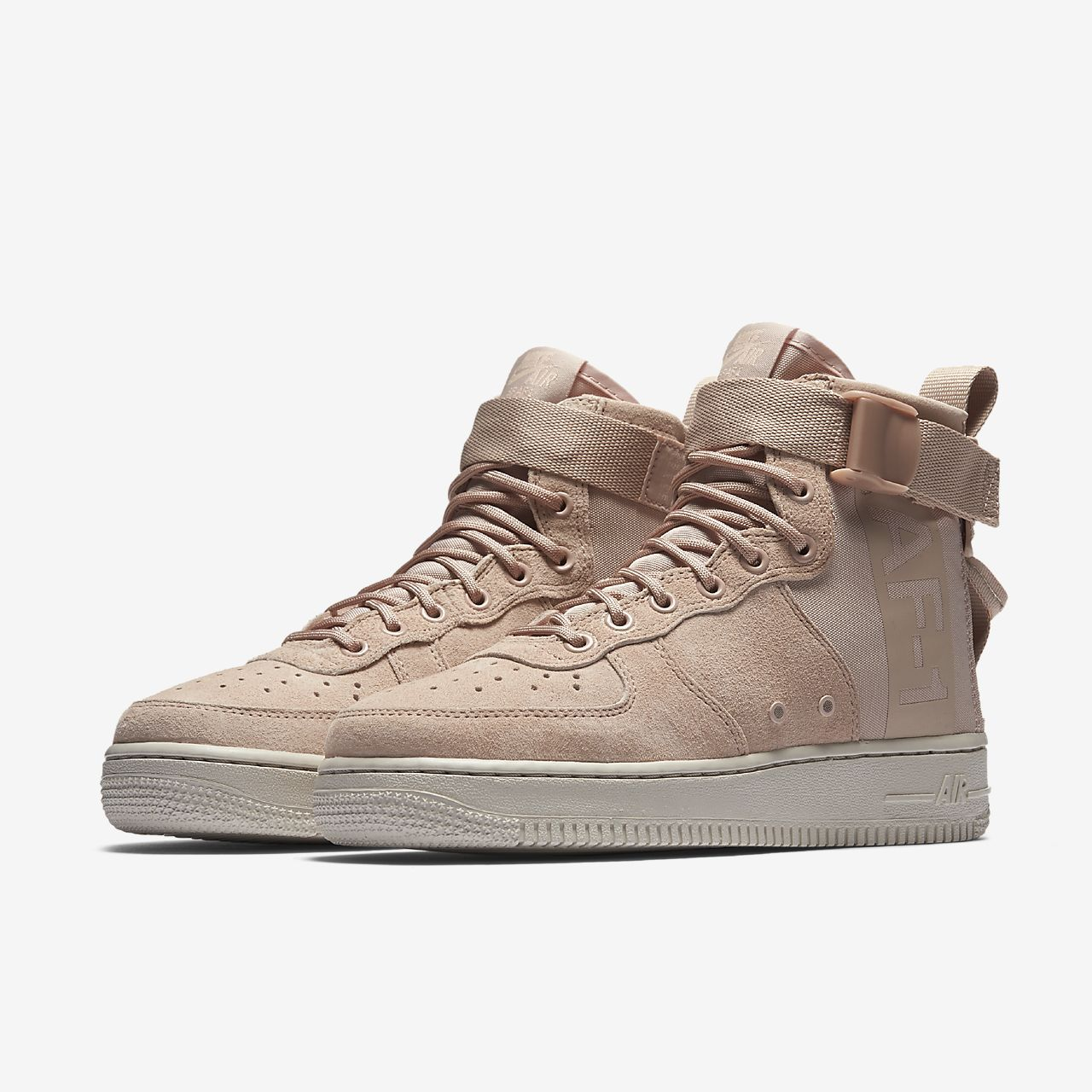 low priced 199dc 5acfc Nike SF Air Force 1 Mid Women's Boot | SHOES! | Shoes, Boots ...