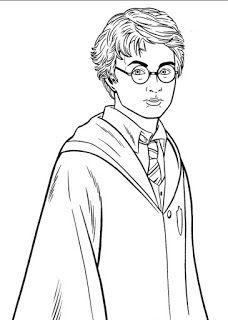 Harry Potter Ausmalbilder Harry Potter Zum Ausmalen Harry Potter Ausmalbilder Kostenlo Harry Potter Coloring Pages Harry Potter Portraits Harry Potter Colors