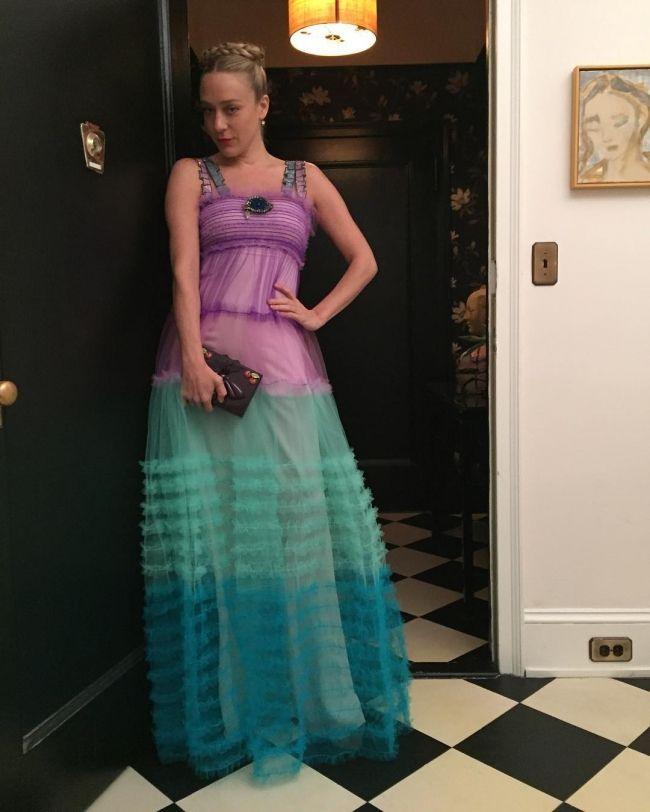 "Chloë Sevigny - Art Production Fund's ""Concrete Jungle"" Gala"