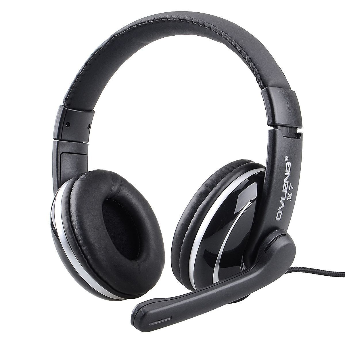 buy OVLENG X7 3.5mm Wired Stereo Gaming Headphone Headset with ...