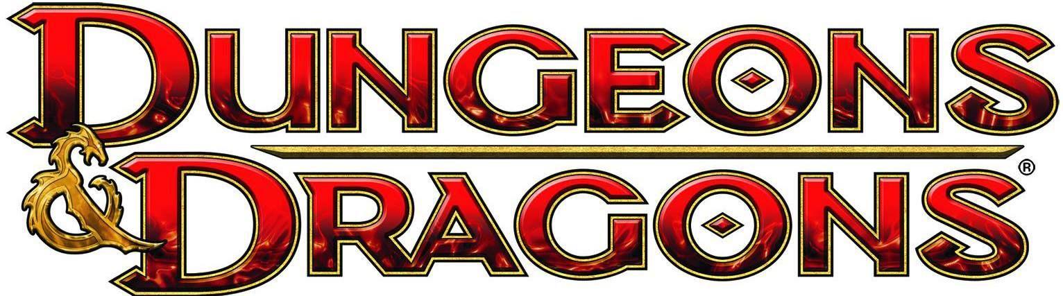 Dungeons and Dragons Logo Dungeons and dragons, Dungeon