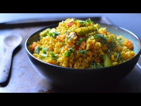 Vegan indian cauliflower rice paleo george foreman grill recipe vegan indian cauliflower rice paleo george foreman grill recipe youtube forumfinder Gallery