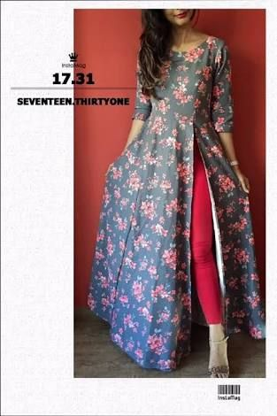 Image result for east indian wrap around kurti sewing pattern ...