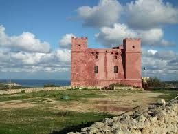 Image result for Saint agatha's tower mellieha