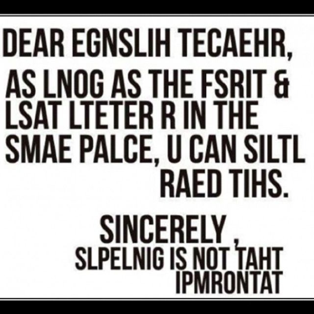 Dear English Teacher Teacher Quotes Funny Funny Quotes Funny Facebook Status