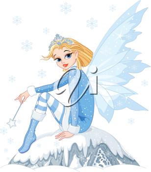 Fairy beautiful. Iclipart cartoon clip art
