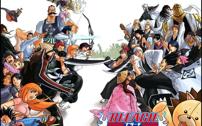 Anime Bleach Characters 431649 Jpg 800 500 Bleach Characters Bleach Anime All Anime Characters