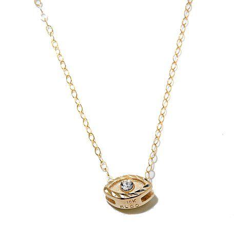 Rarities 10k yellow gold evil eye pendant jewelry that i love rarities 10k yellow gold evil eye pendant aloadofball Gallery