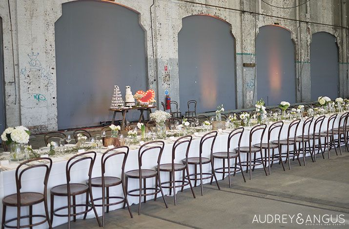 Sydney Wedding Planner Stylist Audrey Angus Weddings And Events Alicia Mat S Industrial Glam Wed Industrial Glam Wedding Industrial Glam Glam Wedding