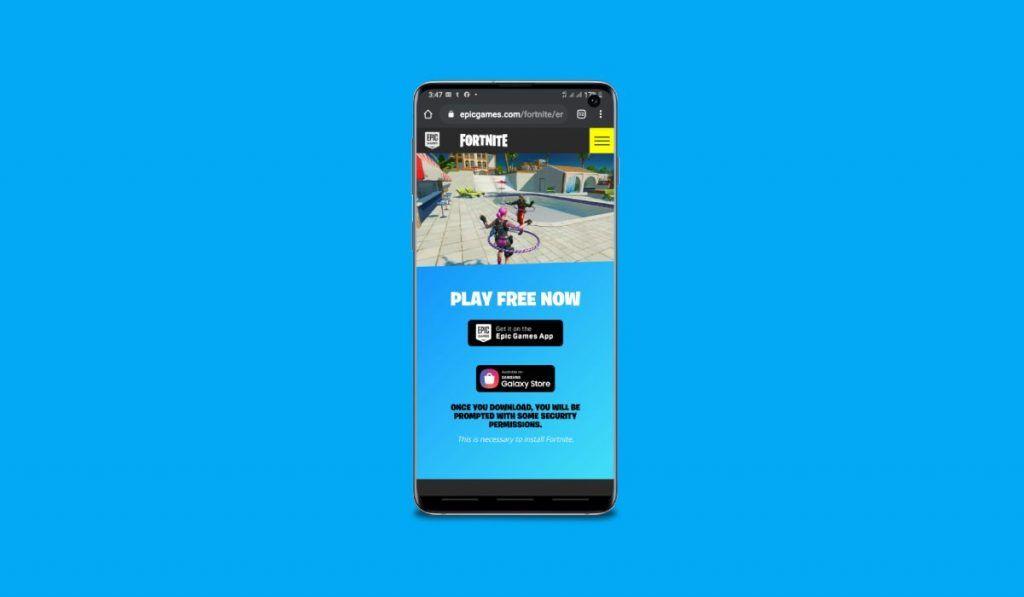 جوجل تزيل لعبة فورت نايت من متجرها للتطبيقات وepic تقاضيها Fortnite Electronic Products App