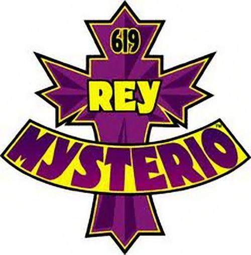 Rey Mysterio Iron On Patch 619 Logo Wwe Wrestling Rey Rey Mysterio 619 Wwe Logo
