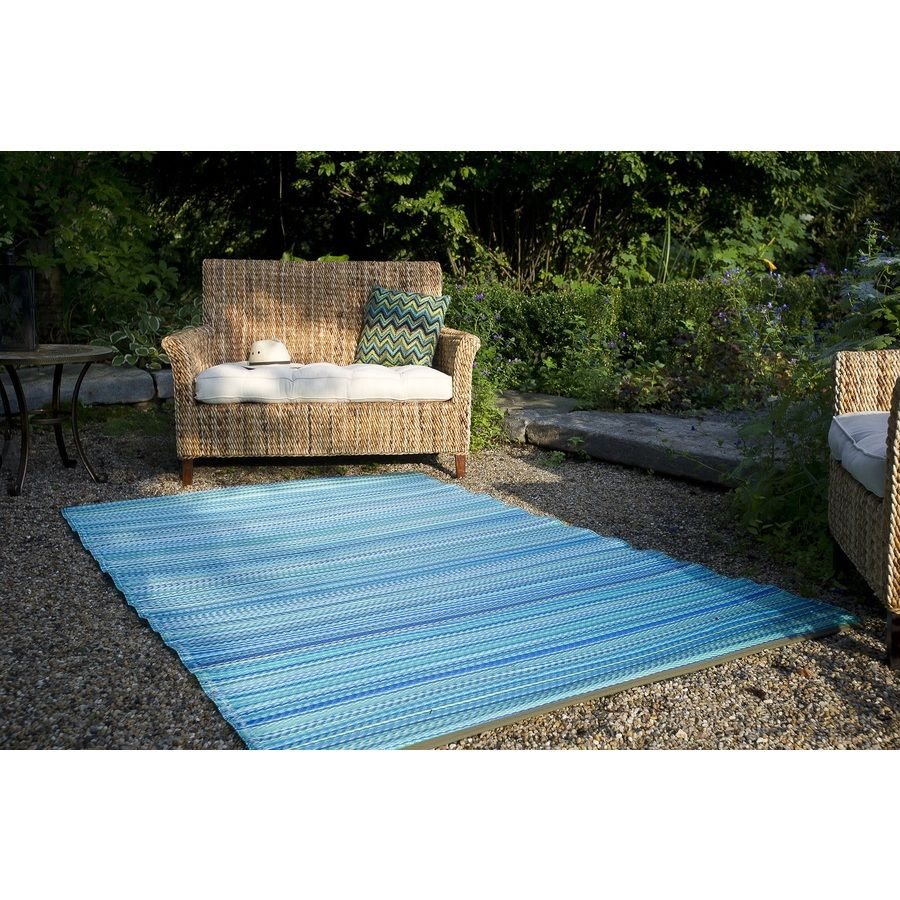 Fab Habitat World Collection Woven From Recycled Plastic