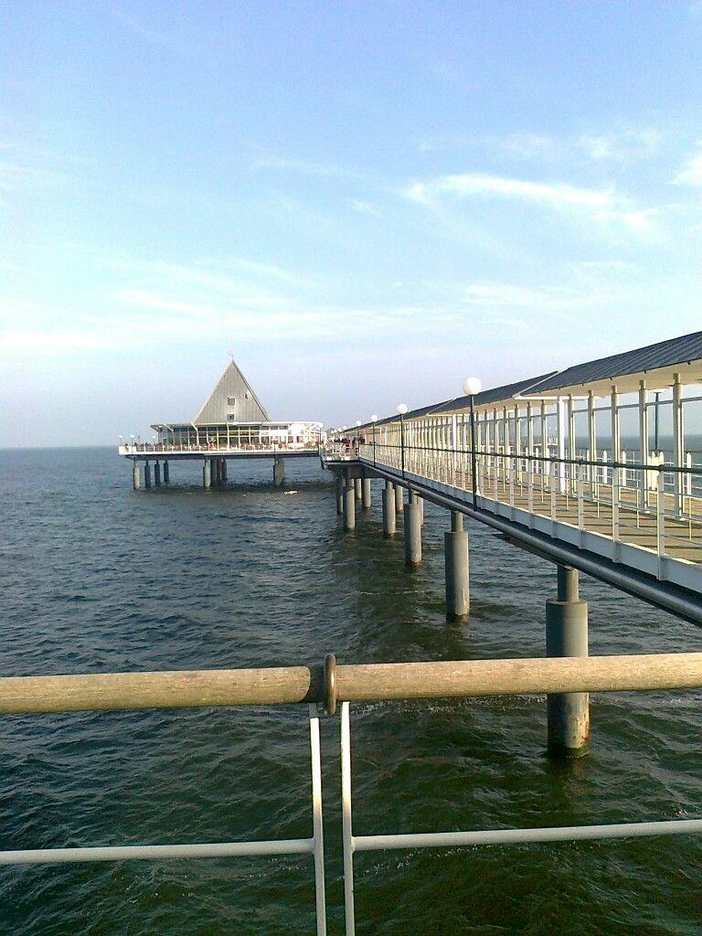 Seebrücke Heringsdorf auf Usedom