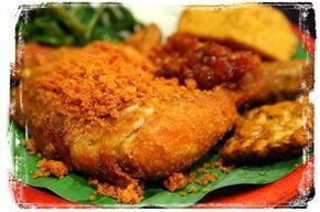 Resepi Ayam Penyet Wong Solo So Sedap Resepi Mamak Resepi Ayam Penyet Wong Solo So Sedap