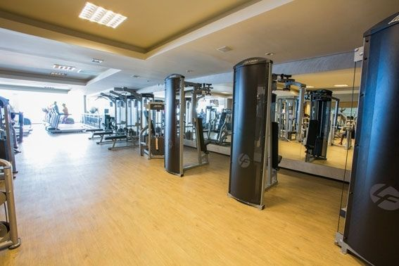 The Gym Spa Academia