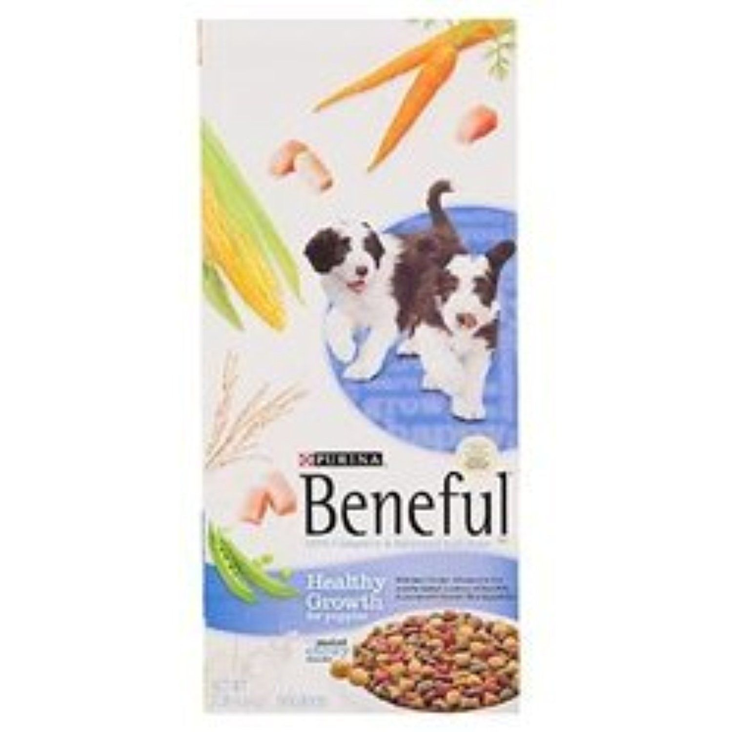 Beneful Dog Food Healthy Growth For Puppies 15 5 Lb Pack Of 9